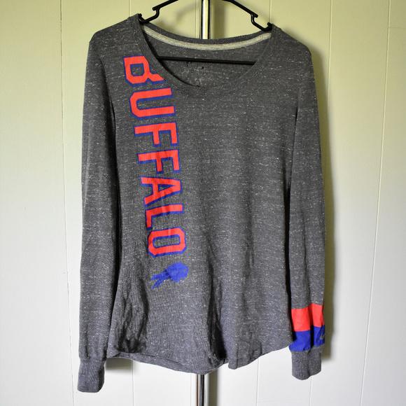 Cheap Nike Tops | Buffalo Bills Nfl Long Sleeve Top | Poshmark  for sale